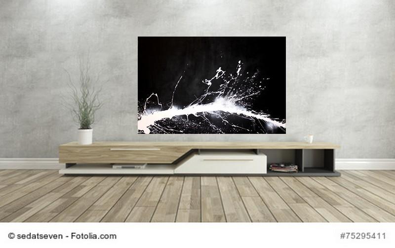 Abstrakte Kunst Gottesanbeterin 4Cornelia Hauch