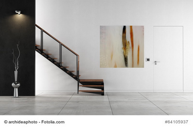 Abstrakte Kunst Teil vom Torbogen Neu 3Cornelia Hauch