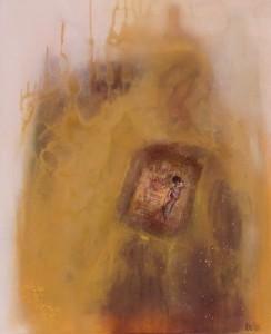 Acrylbild abstrakt Tapetenwechsel 3Cornelia Hauch
