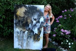 Atelier Cornelia Hauch Vollmond