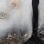 Abstrakte Kunst Laterne Cornelia Hauch