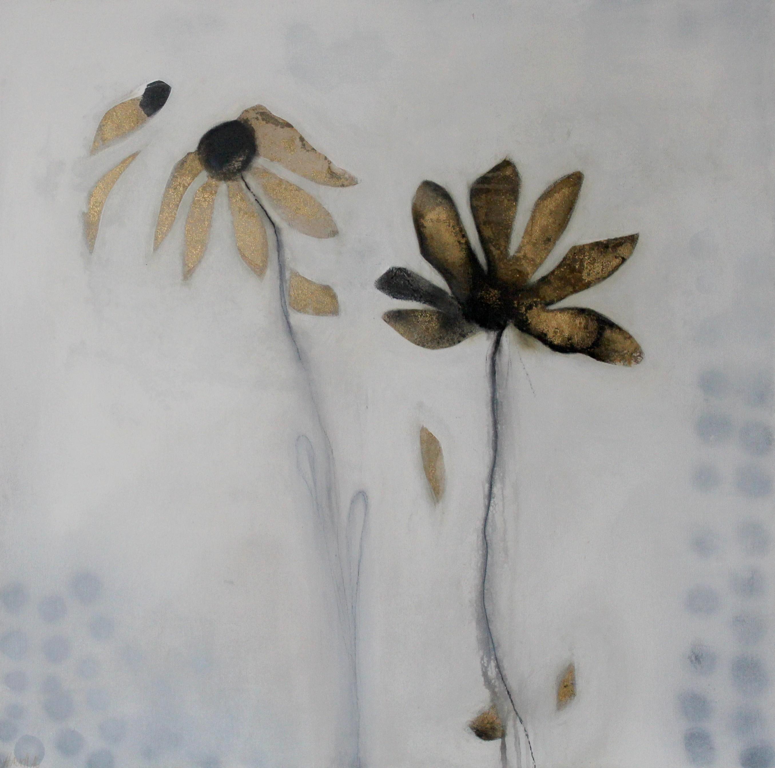 Abstrakte Kunst er liebt mich Cornelia Hauch