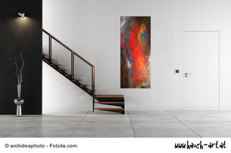 Abstrakte Kunst Auftragsarbeit Cornelia Hauch5